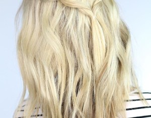 Medium Hair Styles Quick And Easy Hairstyle Blog