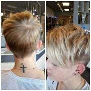 chic short layered hairstyles