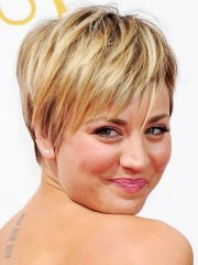 trendy pixie hairstyles women