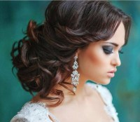 Elegant Wedding Updos For Long Hair