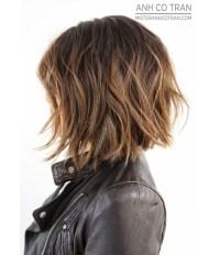 shaggy bob haircut ideas