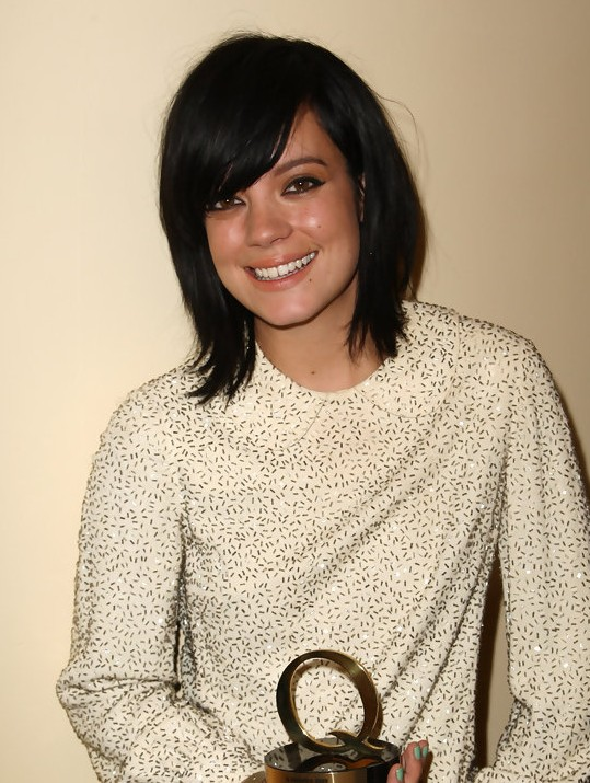 Lily Allen Hair Styles PoPular Haircuts