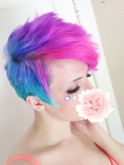 fabulous short spikey hairstyles