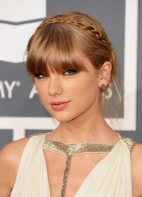 3 Taylor Swift Updo Hair Styles - PoPular Haircuts