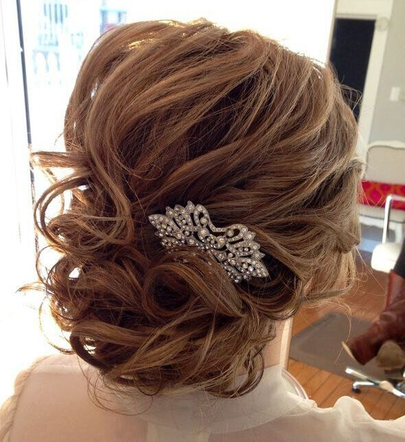 Wedding Updos For Medium Length Hairstyles