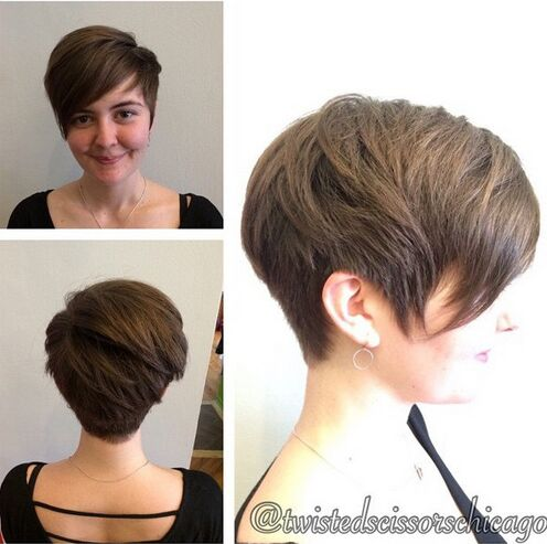 20 Naturally Beautiful Hairstyles for Short Hair  PoPular Haircuts