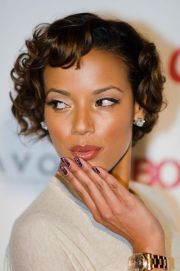fabulous short and curly hairstyles