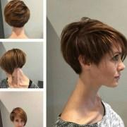 short asymmetrical hairstyles 2016
