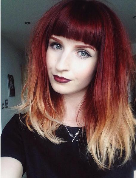 26 Stunning New Red Hair Colour Ideas PoPular Haircuts