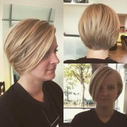 stylish bob hairstyles