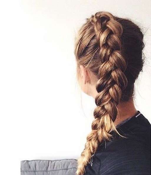 18 Super Trendy Quick And Easy Hairstyles For School! PoPular