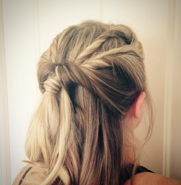 22 New Half Up Half Down Hairstyles Trends Popular Haircuts