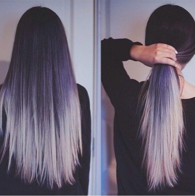10 two tone hair