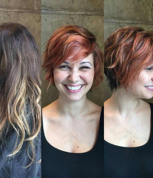 Best Short Haircut for Women and Girls 2016