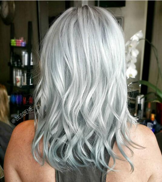 Stylish Hair Color for Medium Length Hair  PoPular Haircuts