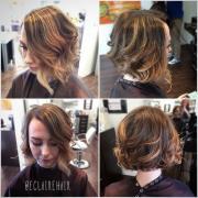 lovely bob hairstyles short