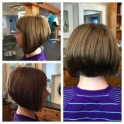 gorgeous stacked bob hairstyles
