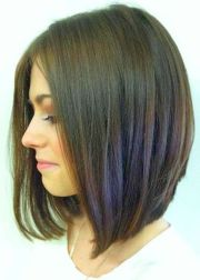 beautiful long bob hairstyles