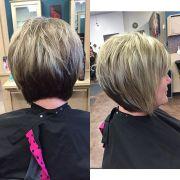 gorgeous stacked bob hairstyles