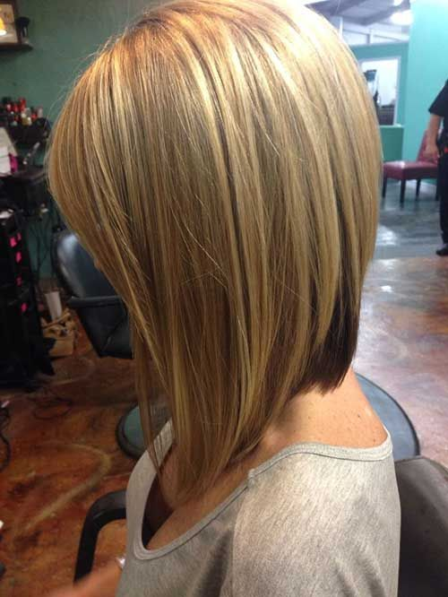 27 Beautiful Long Bob Hairstyles Shoulder Length Hair Cuts