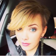 lovely pixie cuts with bangs