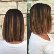 beautiful blunt bob hair ideas