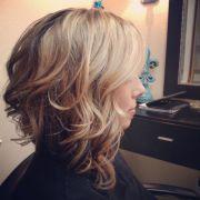 stunning wavy bob hairstyles