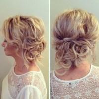 27 Super Trendy Updo Ideas for Medium Length Hair ...