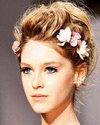 23 Perfect Short Hairstyles for Weddings: Bride Hairstyle ...