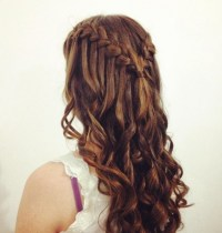 Cute Braided Homecoming Hairstyles