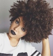 gorgeous african american natural