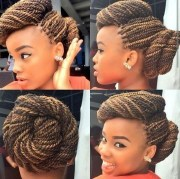 chic african american braids
