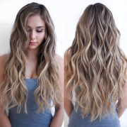 beautiful balayage highlight