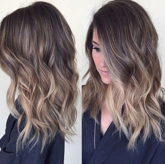 10 Easy Everyday Hairstyle For Shoulder Length Hair 2017