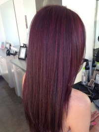 10 Mahogany Hair Color Ideas: Ombre, Balayage Hairstyles 2019
