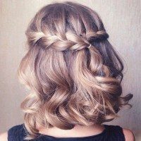 10 Pretty Waterfall French Braid Hairstyles: Different
