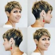 trendy short haircut ideas 2019