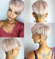trendy short haircut ideas 2020