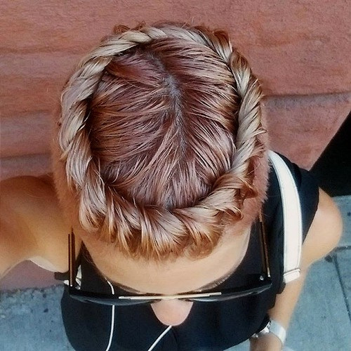 20 Lovely Hairstyle Ideas for Girls 2019