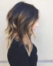 lovely medium length haircuts
