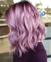 10 Unique and Desirable Pastel Hair Ideas 2019