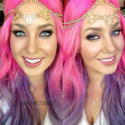 20 Stylish Pink Ombre Hairstyles 2020