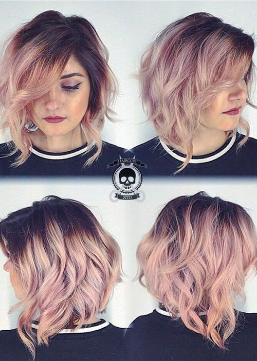 10 Pretty Pastel Hair Color Ideas With Blonde Silver Purple And