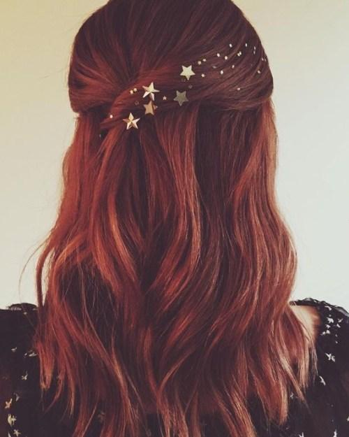 Prettiest Hair Color for Medium Length Hair - Holiday Hair Designs