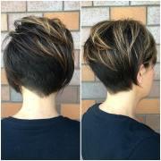 short hairstyles fine