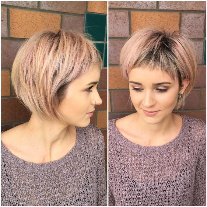 40 best short hairstyles for fine hair 2019