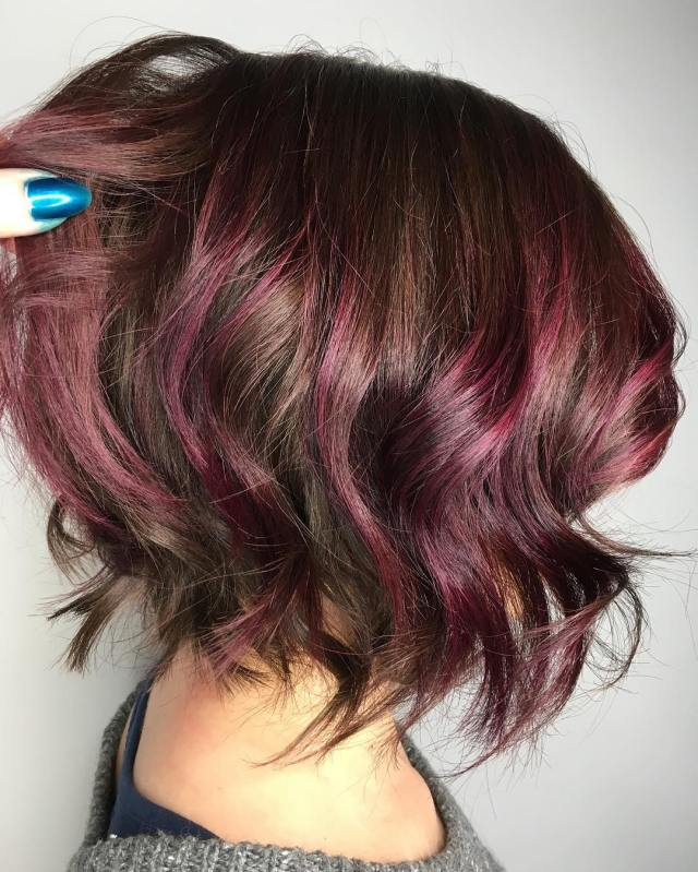 38 super cute ways to curl your bob - popular haircuts for
