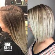 adorable ash blonde hairstyles