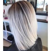 beautiful blonde balayage hair