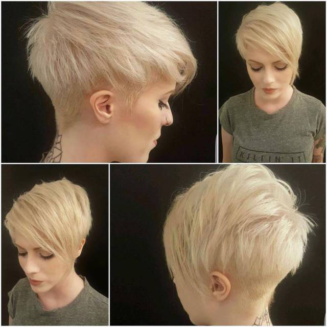 30 chic pixie haircuts 2019: easy short hairstyle